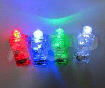 New! Led finger light, Laser finger lamp, Beams Ring Torch For Party, Phantom ring lights, Magic fingers lamp, Flashing light