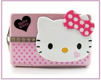 Hello Kitty Digital Camera 12MP DC 2.4'' TFT LCD Screen CMOS with Imaginative sliding lens protector