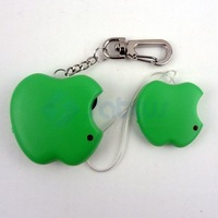Key Finder with beautiful apple shape,and made of non-toxic plastic  Free shipping!