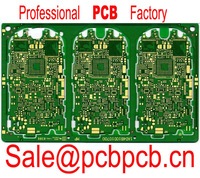 6 layers PCB prototype fast produce 6 layer PCB factory