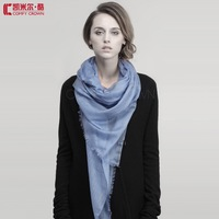 2014 Original Design scarf Inner Mongolia Factory C11018Y Soft Natural shawl 100% Cashmere scarf and shawl  women scarf