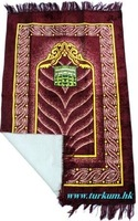 praying carpet, muslim  prayer mat, Prayer Rug, PVC Carpet , Hot Sale Muslim Carpet TK-PMC001A series  (MOQ: 50 PCS)