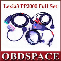 2012 Newest Universal PPS2000 lexia 3 citroen peugeot diagnostic tool PP2000 Lexia3 V48 with 30pin cable Diagbox 7.10 now!!!(Hong Kong)