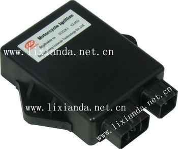 Intelligent Digital Motorcycle Ignitor CDI Unit VZ400 Desperado for Suzuki # LXD-VZ400