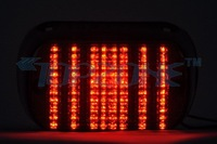 LED Motorcycle Tail Light Brake Light For SUZUKI VOLUSIA 800 01-04 / INTRUDER LC1500 99-04 / BOULEVARD C50/C90 98-05