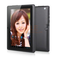 cheapest dual core 7 tablet pc mid q88 ATM7021 dual camera HDMI 512MB RAM 4GB ROM android 4.2 wifi  capacitive screen