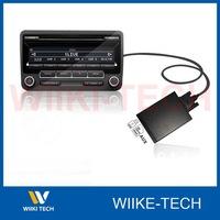 Car MP3 Player CD Changer interface with USB/SD/AUX for BMW E36 E46 E38 E39 X3 X5 Z3 Z8 round 17-pin radios