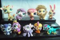 Freeshipping To All Over The World 20 pcs Hasbro Littlest Pet Shop Hasbro Doll Toys style mix order(China (Mainland))