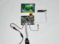 "5"" TFT INNOLUX AT050TN22 V1 LCD Screen Panel Module+KYV Controller Board 640x480"