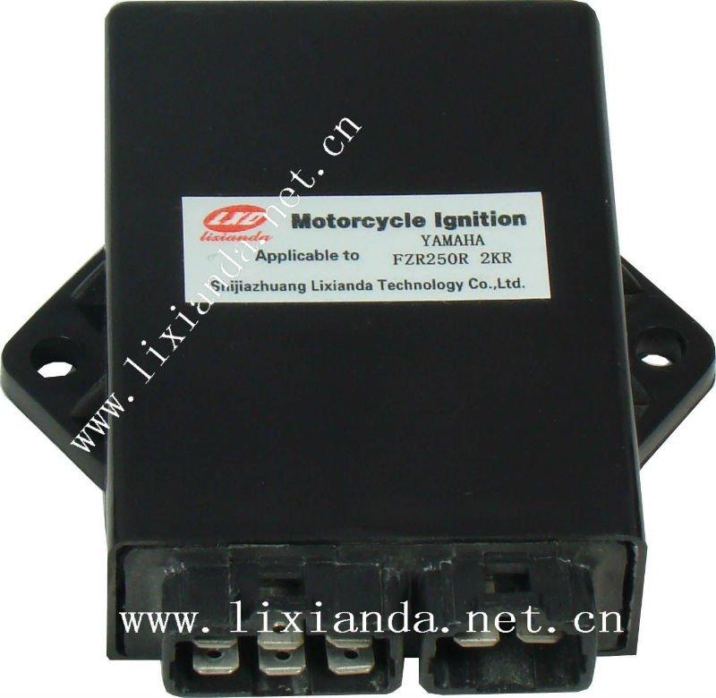 Digital motorcycle ignition cdi unit for YAMAHA FZR250R 2KR(China (Mainland))