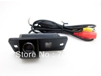 Free Shipping Special Car Rear View Backup Reversing Parking Camera for BMW X3 X5 X6 with parking lines