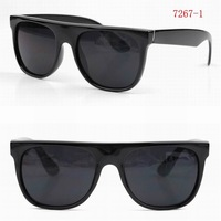 2012 Newest Sunglass Fashion Eyewear Plastic Eyeglasses Metal Hinge Temples CE Certificate Many colors are Available 7267-1