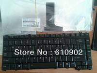 laptop keyboard for  toshiba A200 US keyboard matte