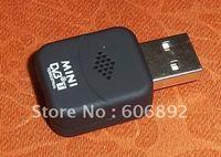 Free Shipping! New Mini DVB-T Digital Signal USB 2.0 TV Stick Tuner Receiver