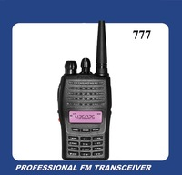 Long Distance Ham Walkie Talkie 10KM Talk Range+DTMF+CTCSS/DCS+VOX+DHL free shipping TYT-777