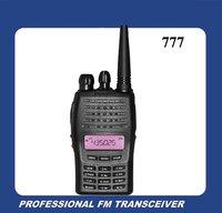 Long Distance Ham Walkie Talkie 10KM Talk Range+DTMF+CTCSS/DCS+VOX+DHL free shipping TYT-777