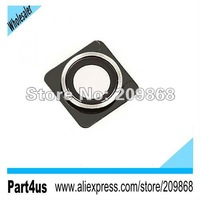 Rear Back Camera Lens Ring Cover for iPhone 4