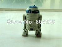 3D the star war spaceship 4GB 8gb 16g USB Flash Memory stick Drive pendrive thumb drive Real capacity free shipping PVC