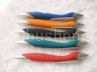 Free shipping/New 5color Curve Ballpen/Promotion&Fashion Pen/Office pen