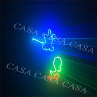 Wholesale 600mw RGB Animation ILDA stage laser show,DJ  laser light,
