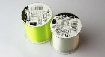 (Promotion) super soft Daiwa nylon fishing monofilament line 500mt spool