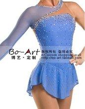 Boart patinaje artstico vestido