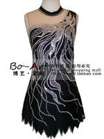 BOART hot sales Ice Skating Dress Beautiful Figure sakting dress New Brand Ice Dress Competition customize A1120