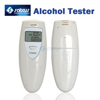 Prefessional Digital LCD Alcohol Breath Tester Analyzer +Free Shipping!