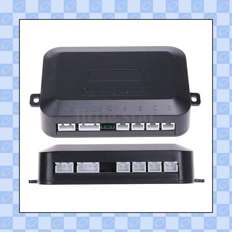 Система помощи при парковке 4 sensor system LED display indicator Parking Reverse Backup Radar kit