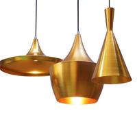 Many color [A,B,C]Modern TOM Dixon Beat (Tall Fat and Wide)3pcs Bedroom Kitchen House Bar Pendant Lamp 100V/110V/120V/220V/230V