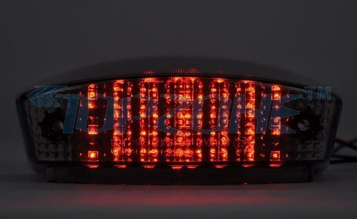 Led da cauda da motocicleta luz de freio luz para a DUCATI ALL MONSTER(China (Mainland))