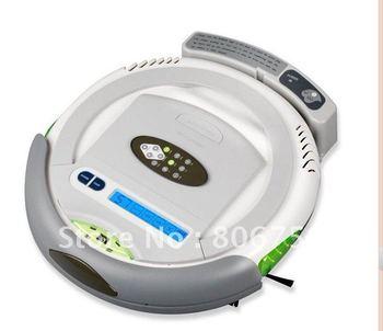 Intelligent Vacuum Cleaner(Cleanmate QQ-2L,automaitc vacuum sweeper,robotic mop cleaner,robotic floor cleaner
