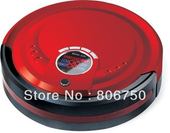 (Free Shipping To Russain) Robot Vacuum Cleaner 788 With Li-ion Battery+1L rubbish box+Remote Controller+Auto Recharged