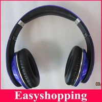 freeshipping colourful Studio Headphone Noise-Canceling Headset,High-Definition ON-Ear DJ colourful studio Sealed box earphone