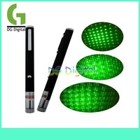 100pcs/lot 50mw Green constellation Laser Pointer with brightly pattern + DHL Free shippiing(without retail box)