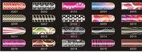 S series-- FoilNail Art Wraps Sticker Applique Decoration