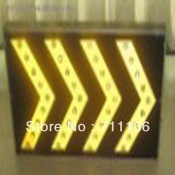 2013 Hot Sale LED solar  traffic sign board
