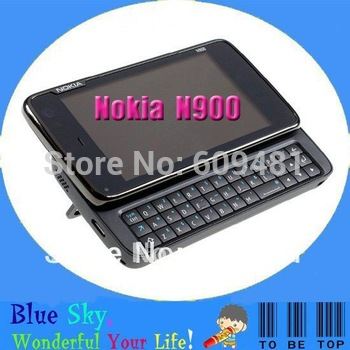 Singapore post free shipping Nokia slider cellphone N900 original unlocked good quality