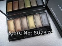 China Post Air Mail Free shipping Hot!! New Makeup Waterproof 6 Color Eye Shadow 8g in box (6 pcs/lots)