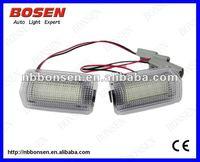 free shipping  new whole sale price TOYOTA auto LED courtesy lamp
