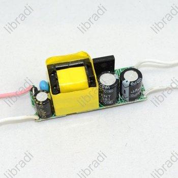 5pcs For E27 GU10 E14 GU5.3 AC 85-265V (9-12)x1W 9W 12W LED Driver Power Supply Lighting Transformer DC 27-38V Constant Current