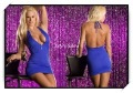 Hot sale sexy ladies' dresses sexy party dresses clubwear One size,DL007,Blue
