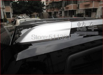 Roof Rack Side Rails Toyota Highlander Bars NEW 2007 2008 2009 2010