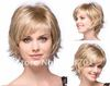 2012 Perfect Classic hair, Blonde Fashion hair,Lady wig,Short hair,,High-quality,Free shipping