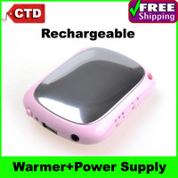 High-quality With Factory Cheap Price USB Hand Warmer and Mobile Power&Rechargeable-  Random Color