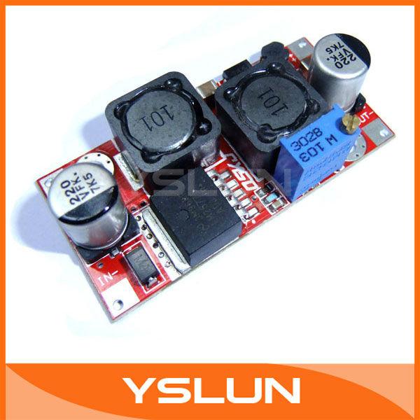 Инверторы и Преобразователи Power Converter 100 /18w DC3 35 1,25 30V 2A Auto Boost DC 12V 24V Auto Buck-Boost Converter
