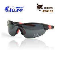 New arrival RESIN UV400 polarized outdoor sports sun glasses eyewear AT6102 free shipping CPAM