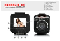 Crocolis HD - 1080P Full HD Extreme Sports Action Camera T1080(Waterproof IP68,HDMI output) Freeshipping