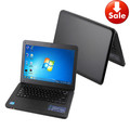 13.3 inch laptop Dual core Intel Atom D2500 1.8GHz with DVD player 1GB RAM 160GB supports win 7