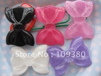15pcs/lot,Flat back cute resin bows for DIY phone decoraction
